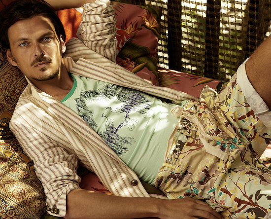 Pictures of Matthew Williamson For H&M Mens Collection