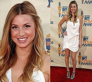 Photo of Whitney Port at 2009 MTV Movie Awards