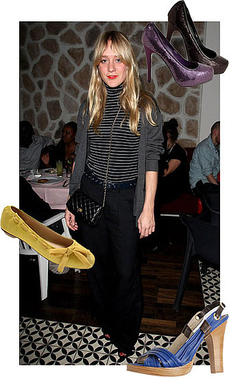 Chloe Sevigny Says She Dreams of Designing a Shoe Collection With Hermes and NaNa