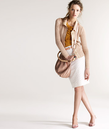 Sneak Peek! J.Crew Collection, Summer '09