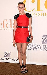 CFDA Awards: Diane Kruger