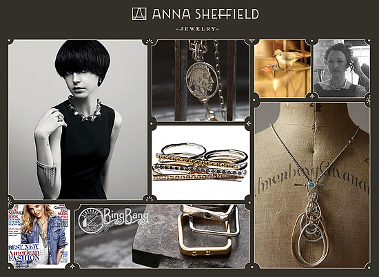 Anna Sheffield Takes It All Online