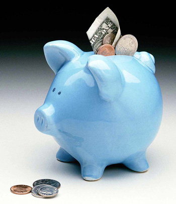 Ecomomics: Empty Those Piggy Banks