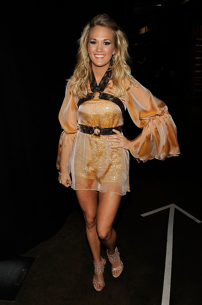 2009 Grammys — Backstage and Show