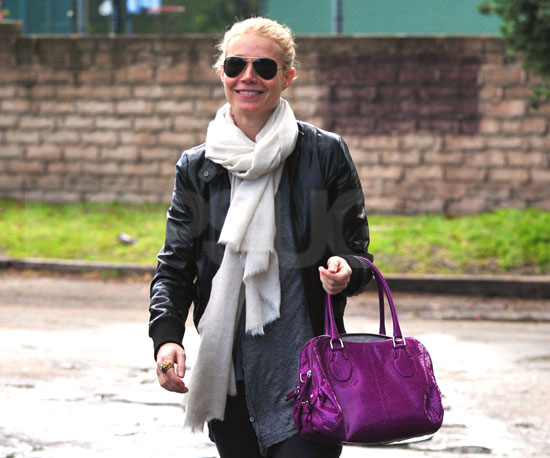 Photo of Gwyneth Paltrow Heading to Lunch in LA