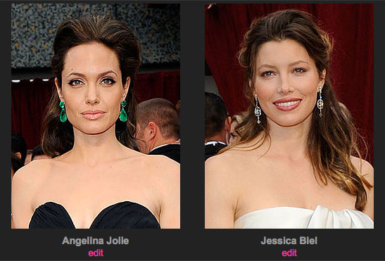 """Play Our New """"Who Was Sexier at the Oscars?"""" Faceoff!"""