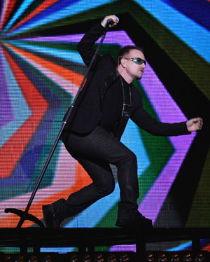 Five Nights of U2 on Letterman — Awesome or Overkill?