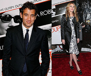 Julia and Clive Premiere in NYC