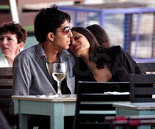 Photo of Slumdog Millionaire's Dev Patel and Freida Pinto Looking Cozy in Israel