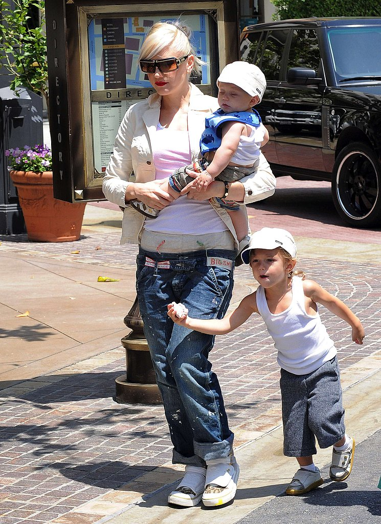 Gwen and the Boys