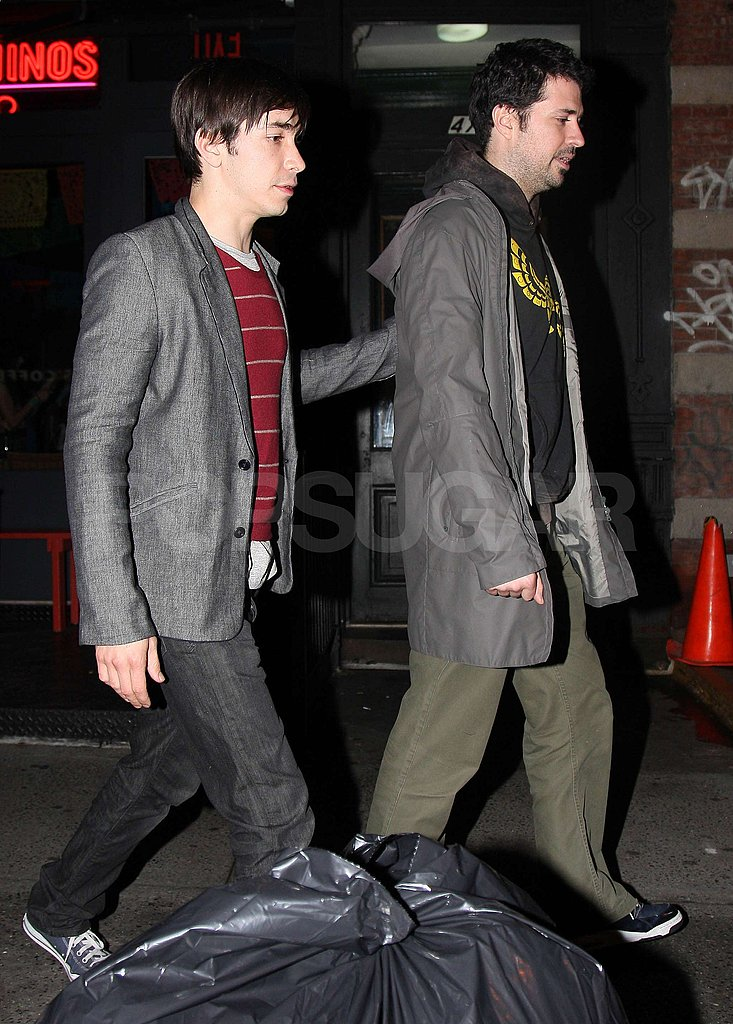 Drew and Justin Date Night?