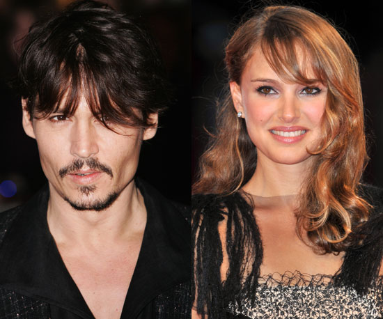 Johnny Depp vs. Natalie Portman
