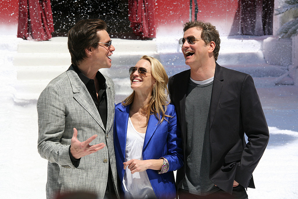 Christmas Carol Premiere in Cannes
