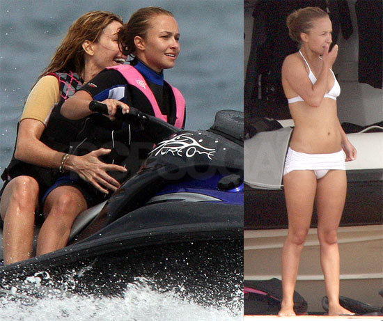 Bikini Photos of Hayden Panettiere at the 2009 Cannes Film Festival