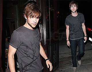 Photos of Chace Crawford in LA