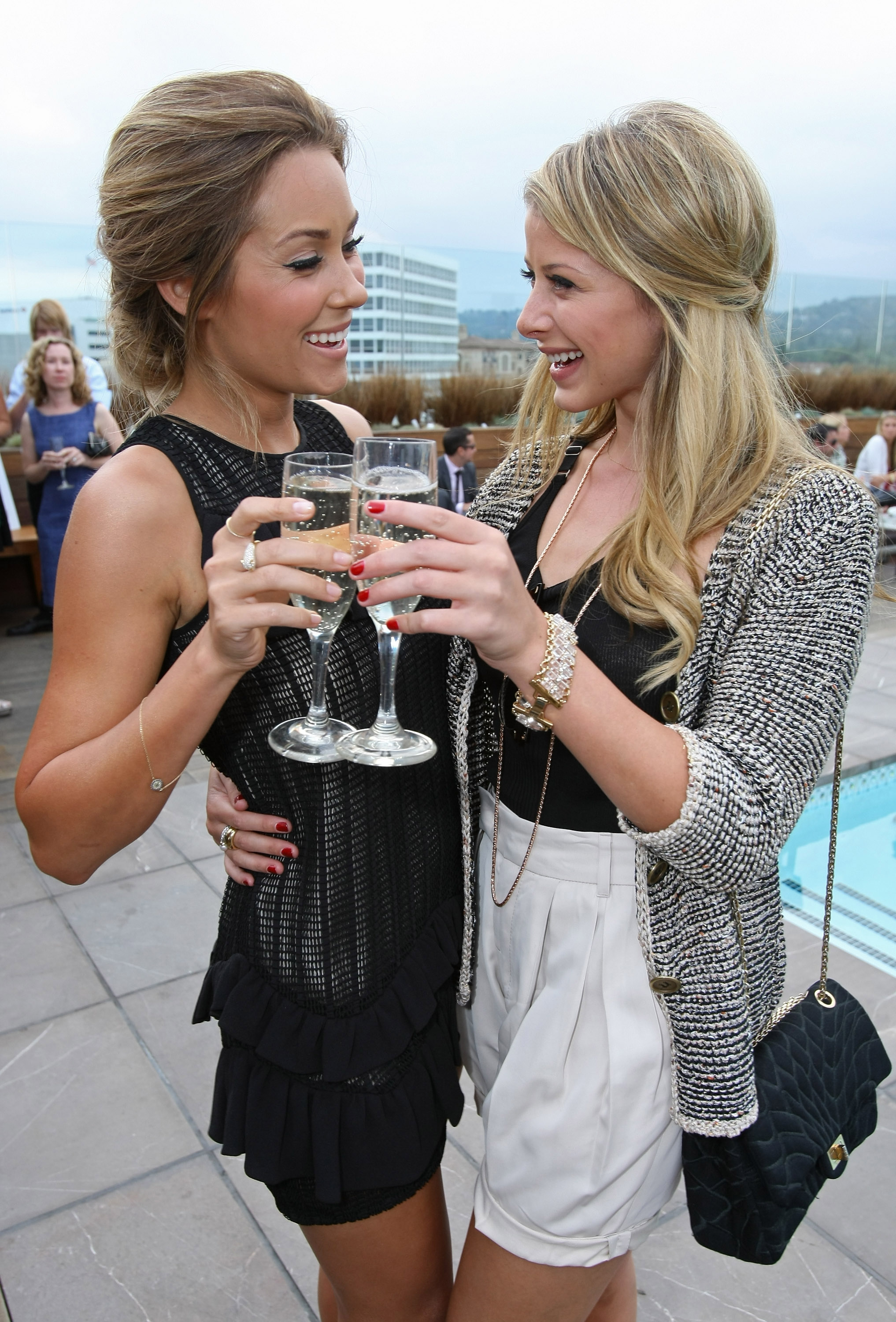 lauren conrad and lo bosworth - photo #8