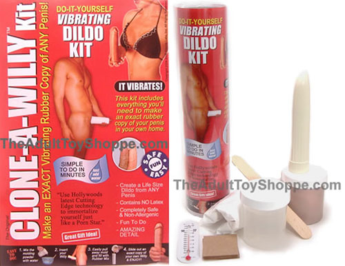 Love It or Leave It: Clone-a-Willy Make Your Own Vibrator Kit