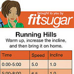 4 Treadmill Workouts to Print