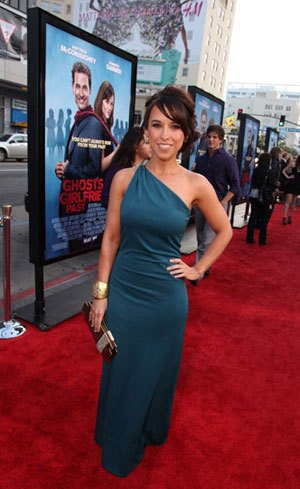 Lifting Tip From Lacey Chabert