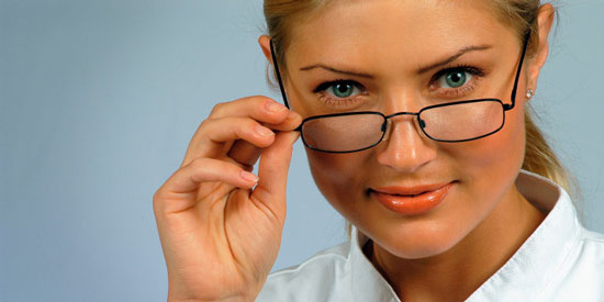 Do You Wear Glasses or Contacts?