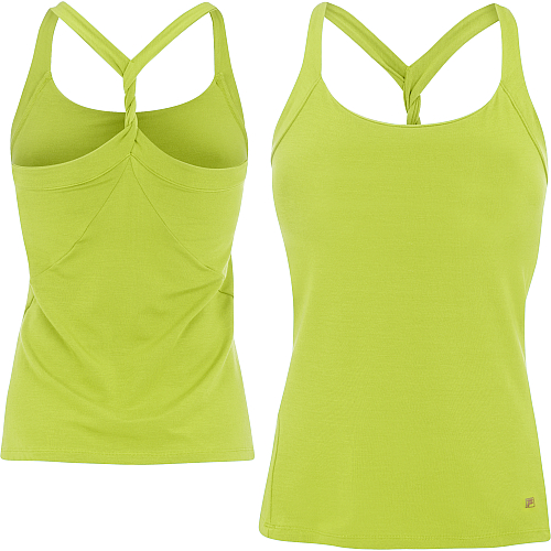 Fila Twist Back Yoga Tank