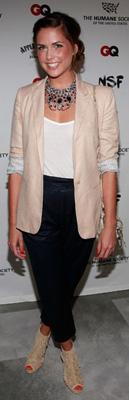 Celeb Style: Erin Lucas