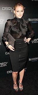 Celeb Style: Hilary Duff