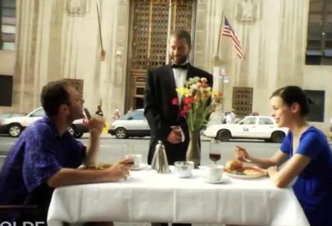 Deep Blue Something's Breakfast at Tiffany's Parody Video