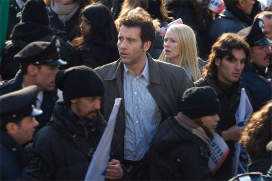 Trailer for The International, Clive Owen, Naomi Watts