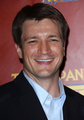 Interview With Nathan Fillion About Starring in New ABC Series Castle