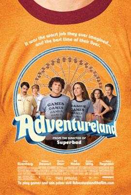 Watch, Pass, TiVo or Rent: Adventureland