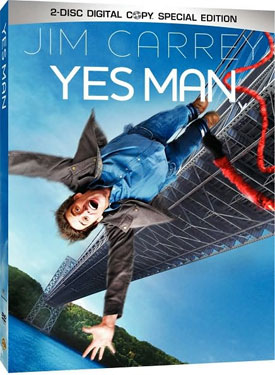 New on DVD, Yes, Man, Bedtime Stories, Doubt