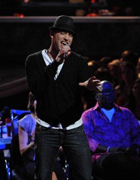 Interview With Eliminated American Idol Contestant Matt Giraud