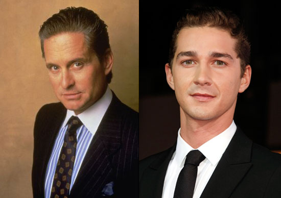 Michael Douglas and Oliver Stone Confirmed For Wall Street 2, Shia LaBeouf in Talks to Join the Cast