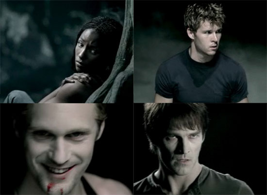 "True Blood Season Two Promotional Video With Bob Dylan Song ""Beyond Here Lies Nothin'"""