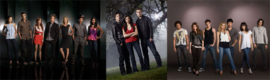 The CW Announces Its Fall Schedule with New Shows Melrose Place, The Vampire Diaries, and The Beautiful Life