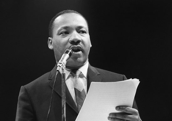 Spielberg Has a Dream to Bring MLK Jr.'s Life to the Big Screen