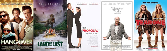 Which June Comedy Do You Want to See the Most?