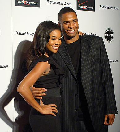 Gabrielle Union at the Blackberry Storm Party
