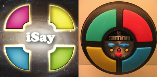 The I Say App: A Modern Day Version of Simon