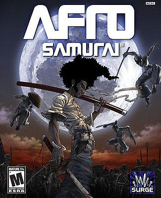 My Afro Samurai Review