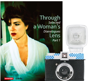 Colette Creates Lomography Camera and Dianalogues Book