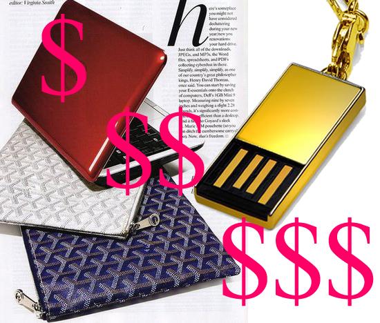 Expensive Gadget Accessories, Laptop Bags