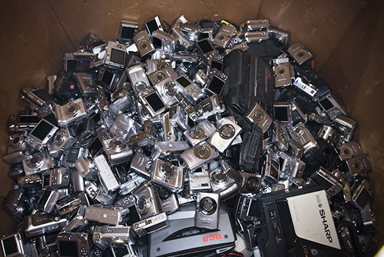 Daily Tech: See a US Gadget Recycling Plant In Action