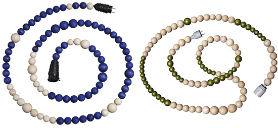 Ugly Cable Making You Nuts? Cover Your Cords in Beads
