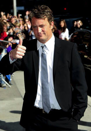 Matthew Perry Twitters That He Loves Wii Game Klonoa and Plays With Pants Down