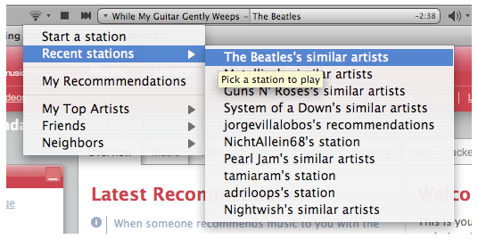 Fire FM Firefox Extension Gives You Last FM Control From Firefox Browser Window