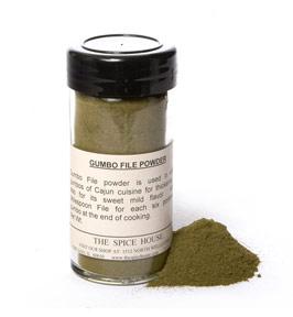 Filé Powder