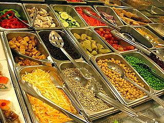Salad Bar Poll