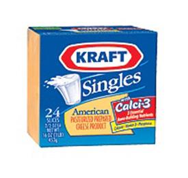 Kraft's New Kraft Singles Campaign